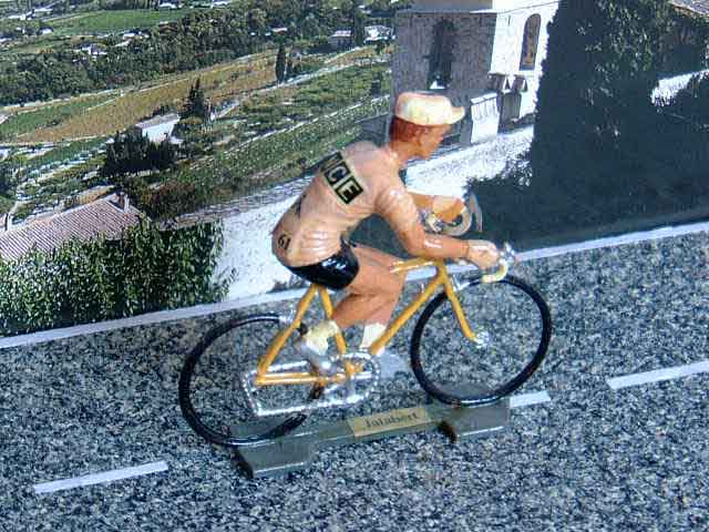 Cyclistes Années 1990